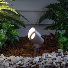 duracell spot 200 lv low voltage ip44 led garden spike in ground spotlight