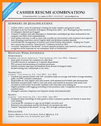 8 Summary Of Qualifications Example Letter Signature