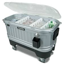 Igloo Ice Chest With Led Lights Igloo Ice Chest 125 Quart Party Ice Cooler Bar Cooler