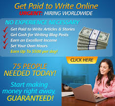 get paid to write online online business ideas blog online article writing jobs