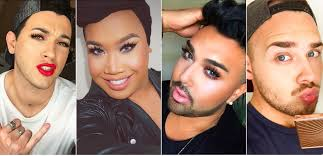 black male makeup artist insram these gorgeous photos prove makeup isn 39 t just for women