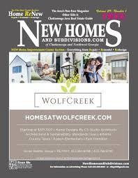 New Homes Real Estate Guide Nooga Home Renew Vol 29 No