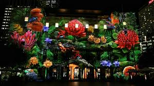 The Best Light Show In The World In Pictures Vivid Sydney Arguably The Best Light Show In