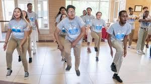 Teens Collage Morgridge College Of Education Hosts Nexus Summer Program