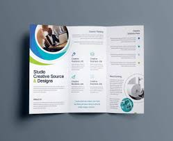 Avery Tri Fold Brochure Templates Catering Order Form Template Free Luxury Free Psd Brochure