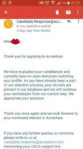 Reliance Offer Letter How Long Does It Take For Hr To Rollout The Offer Letter After