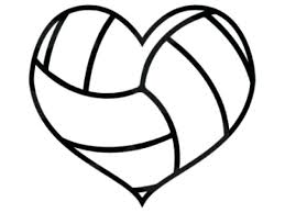 Volleyball Color Pages How To Volleyball Service Coloring Page Pages For Teens Pdf