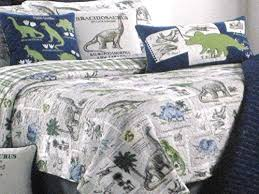 Authentic Kids Reversible Dinosaur Twin Quilt Set (set includes ... & Home ... Adamdwight.com