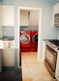 Laundry Room In Kitchen Kitchen Remodel Cre8tive Designs Inc