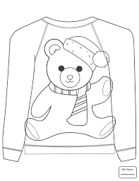Sweater Drawing At Getdrawingscom Free For Personal Use Sweater