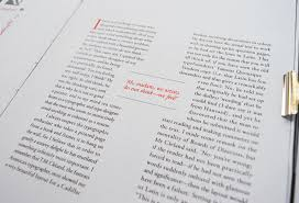 the cyrstal goblet type book on behance since the essay used so many metaphors i created illustrations out of glyphs and letters that support the text the focus is the wine glass and the crystal