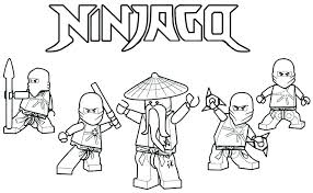 Color Pages Best Images On Ninjago Movie Coloring Page Truyendichinfo
