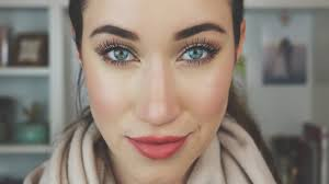 easy everyday winter makeup tutorial