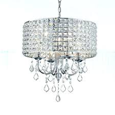 crystal drum chandelier crystal drum chandelier with crystals metal 4 light large shade mini crystal drum
