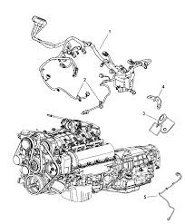 2006 jeep grand cherokee wiring engine mopar parts giant