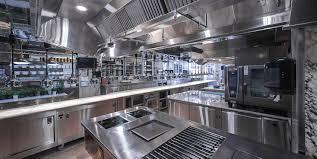 restaurant kitchen design. Exellent Kitchen Bouleyu0027s New Kitchen To Restaurant Design