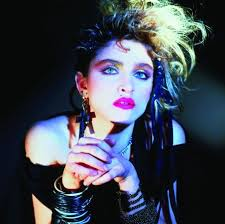 the punk rock look madonna s 80s razor sharp punk flavored in your face punk rock punk and rock