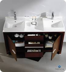 modern double sink bathroom vanities. Popular Of Bathroom Vanities Two Sinks With Winsome Modern Double Decorative Sink