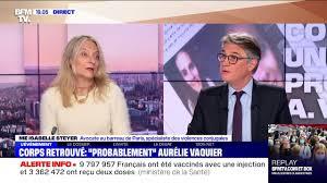 Disparition d'Aurélie Vaquier: un corps retrouvé sous une dalle de béton à  son domicile - 07/04 - Vidéo Dailymotion
