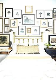 tapestry over bed wall over make a gallery wall behind the bed for a focal point wall tapestry ideas tapestry bedroom curtains
