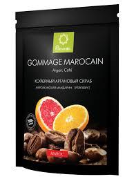 <b>Кофейный аргановый скраб</b> (с ароматом Марокканский ...