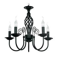 black wrought iron chandelier black wrought iron chandeliers superb small for bedrooms 5 light black wrought