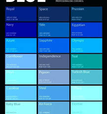 Blue Color Chart With Names Likewise Blue Color Chart 6 Canadianpharmacy Prices Net