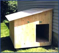 modern dog house plans free unique easy best pallet projects for animals simple diy