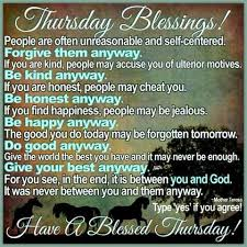 Thursday Morning Quotes Enchanting Thursday Blessings Days Of The Week Pinterest Blessings