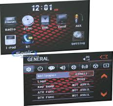 boss bvbi double din in dash bluetooth car stereo w lcd screen