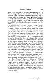 Priscilla (Willis) Kennon (1740-1782) | WikiTree FREE Family Tree