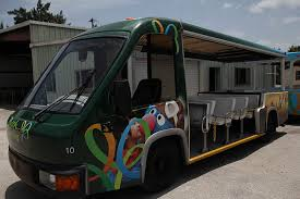 busch gardens bus