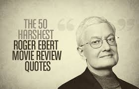 Image result for with famed film critic Roger Ebert