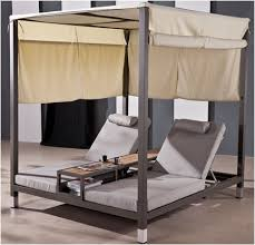 Outdoor Daybed With Canopy | MHerger Furniture