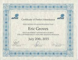 work experience and technical skills eric groves afnipacert