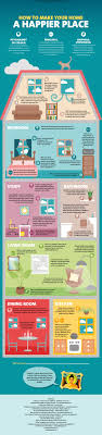 feng shui home simple decorating. How To Make Your Home A Happier Place Infographic Feng Shui Simple Decorating E