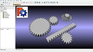 Freecad Gear Design Freecad Gear Workbench Fcgear Module
