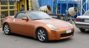 File:Nissan 350Z Roadster - Chile.jpg - Wikimedia Commons
