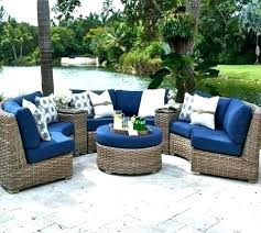 rounded patio cushions curved outdoor couch best of furniture sofa seating australia