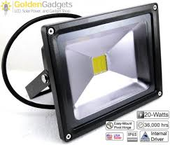 commercial outdoor led flood light fixtures