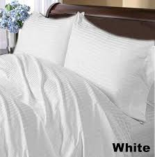 superior 6 pc ideal sheet set 1000 1000 1000 tc egyptian cotton twin size striped colors