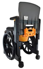wheelable lightweight travel commode shower chair commode pan