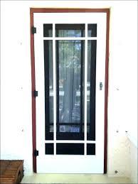 hinged patio door with screen. Andersen Storm Door Hinge Screen Doors At Home Depot  . Hinged Patio With