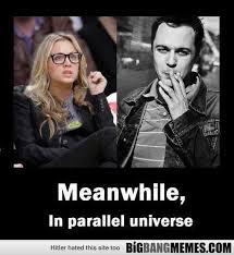 Role Reversal - The Big Bang Theory Memes via Relatably.com