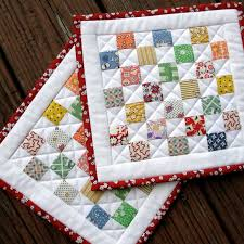 quilted hot pads - Google Search | sewing and hand crafts ... & quilted hot pads - Google Search Adamdwight.com