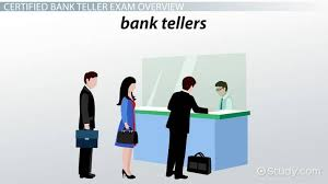 Bank Teller Exam Information Resources And Exam Preparation Tips