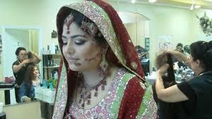 bridal makeup by aisha at aisha s salon spa