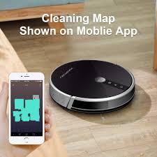 <b>LIECTROUX C30B Robotic Vacuum</b> Cleaner 2D- Buy Online in ...