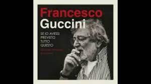 Songtext: Francesco Guccini – Parole