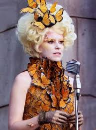 effie s erfly outfit hunger games facts effie hunger games hunger games series hunger